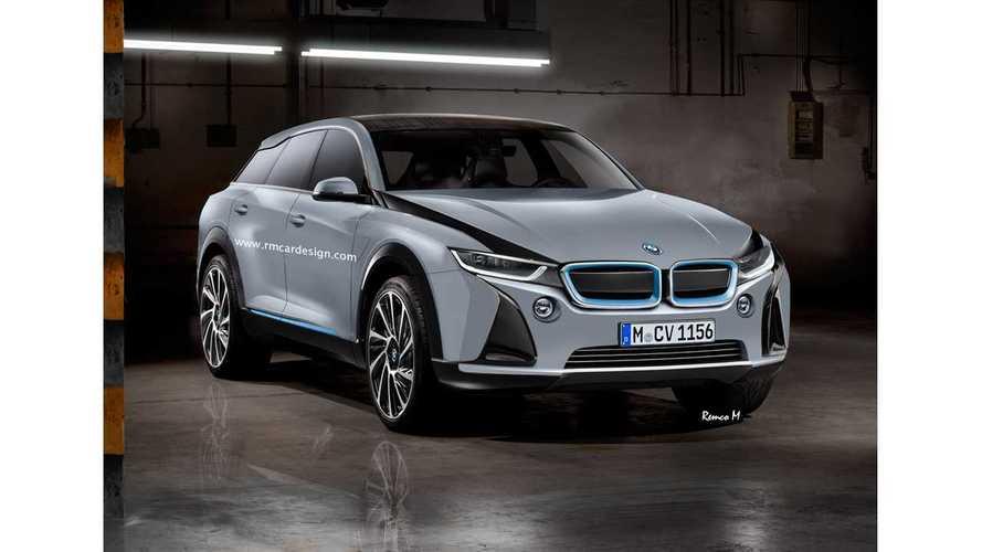 BMW Exec: Next BMW i Electric Car (i5) To Get Optional Range Extender Due To Range Limitations Of Today's EV
