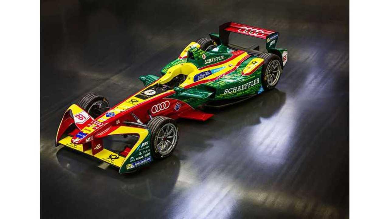 Audi Extends Agreement With Schaeffler For Next 3 Generations Of Formula E Powertrains