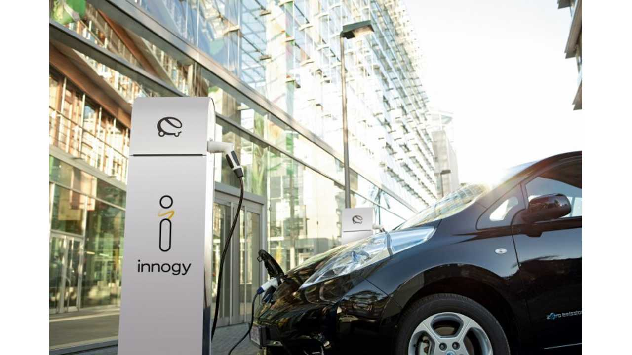 Innogy Ready To Increase Charging Infrastructure In California And Other ZEV States