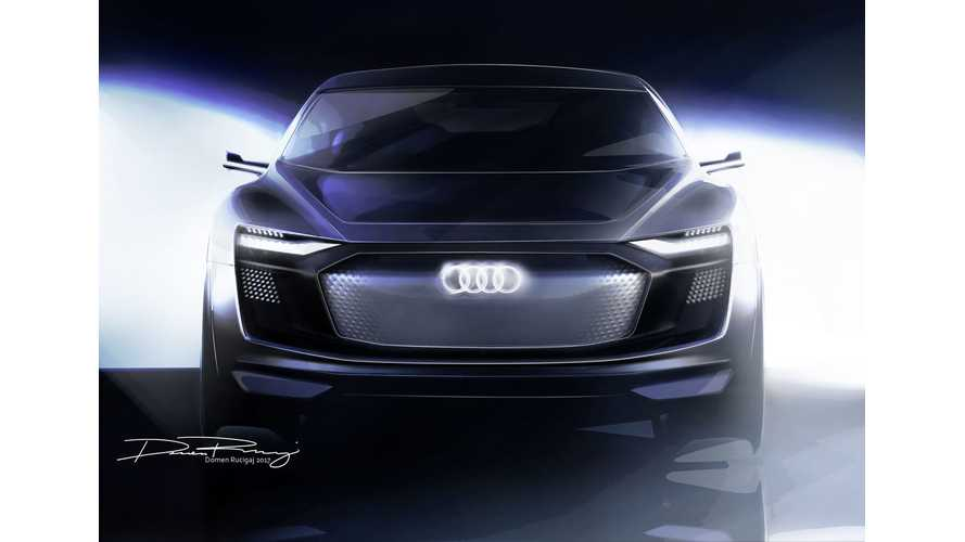Audi To Produce And Sell 5 Plug-In Electric Vehicles In China By 2022