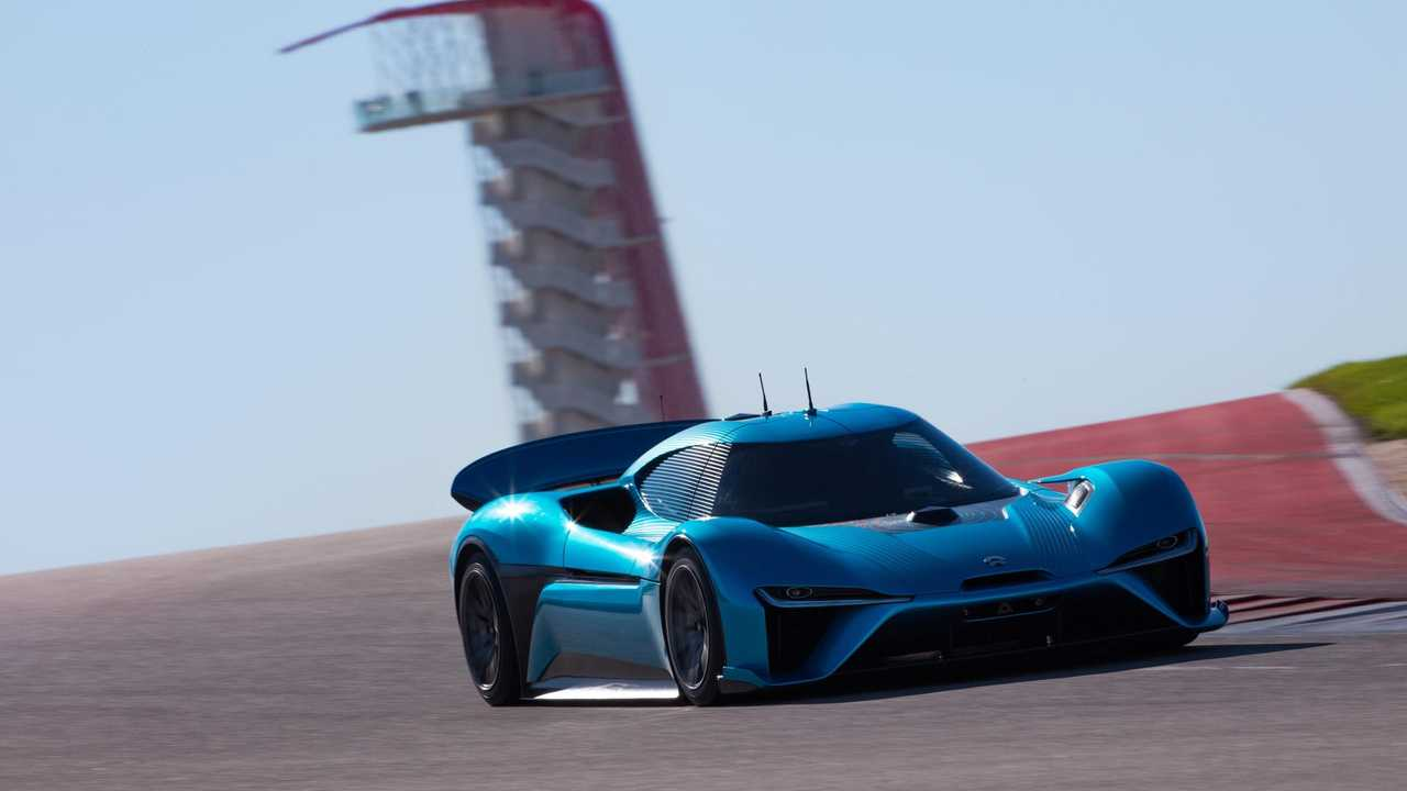 Here's How The Nio EP9 Accomplished Its Record-Setting Autonomous Lap - Video