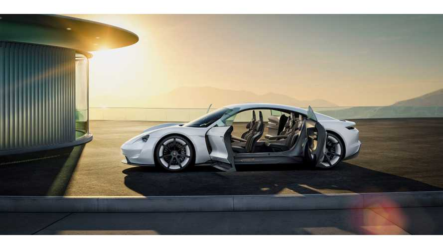 Porsche May Increase Mission E Production Plans, Add Electric Macan