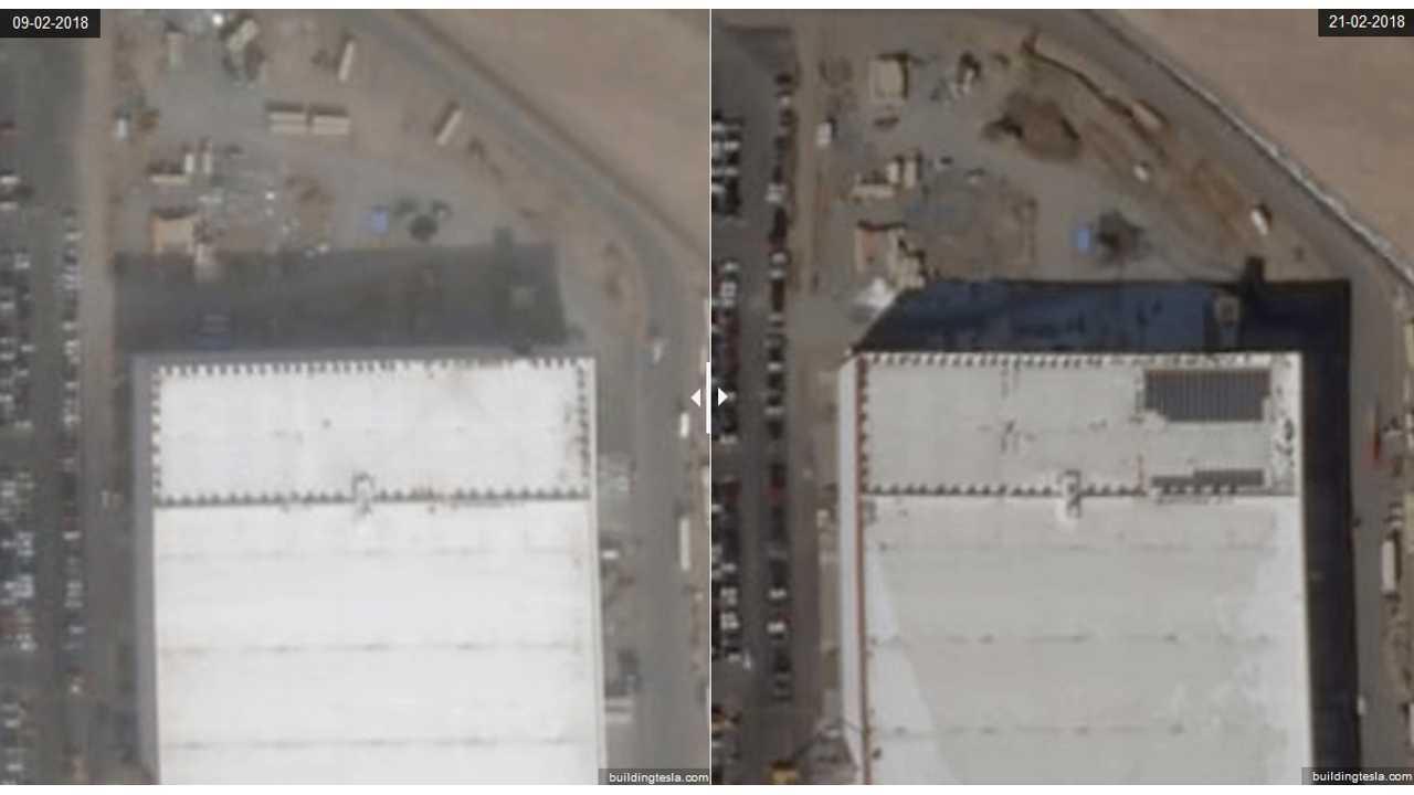 Gigafactory 1 Finally Getting Rooftop Solar