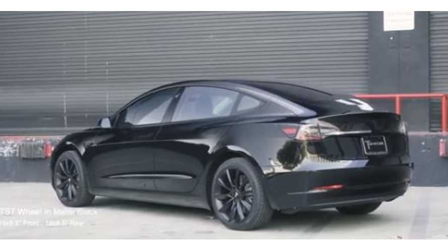 Introducing The TSportline Tesla Model 3 (w/video)