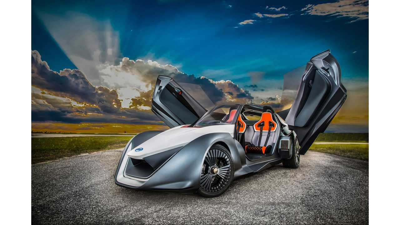 Quick Look At 10 Of The Most Outrageous Electric Vehicles - Video