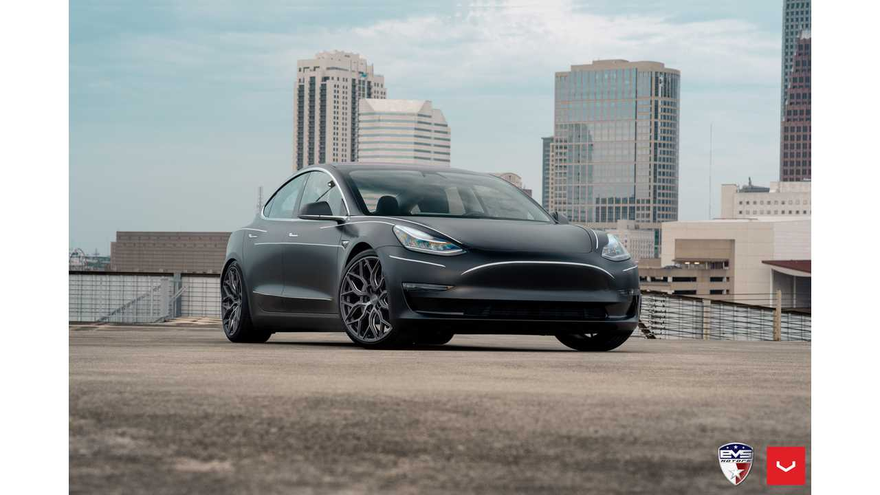 Affordable Standard Tesla Model 3 Still A Priority, Will Have Optional AWD