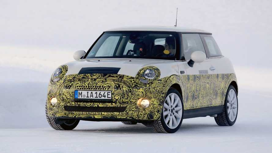 BMW Will Build Mini Electric In UK Despite Brexit Concerns