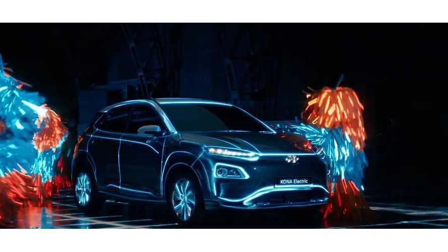 Hyundai Kona Goes Electric In Wacky New Ad: Video