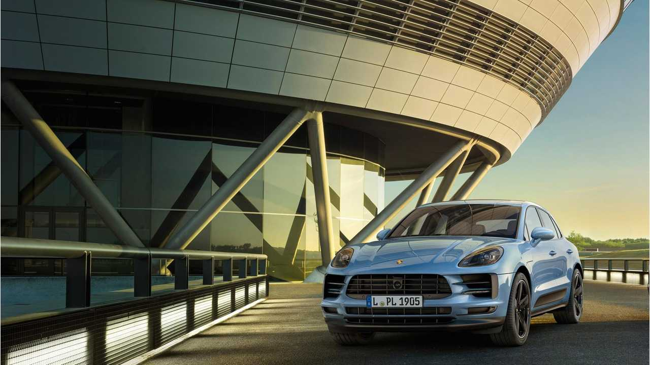 Porsche Invests $678 Million In Leipzig To Produce Electric Macan