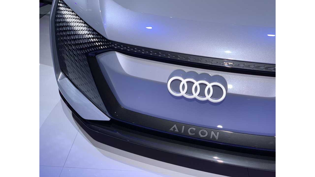 Audi To Show Electric Car Of Far-Off Future In Shanghai