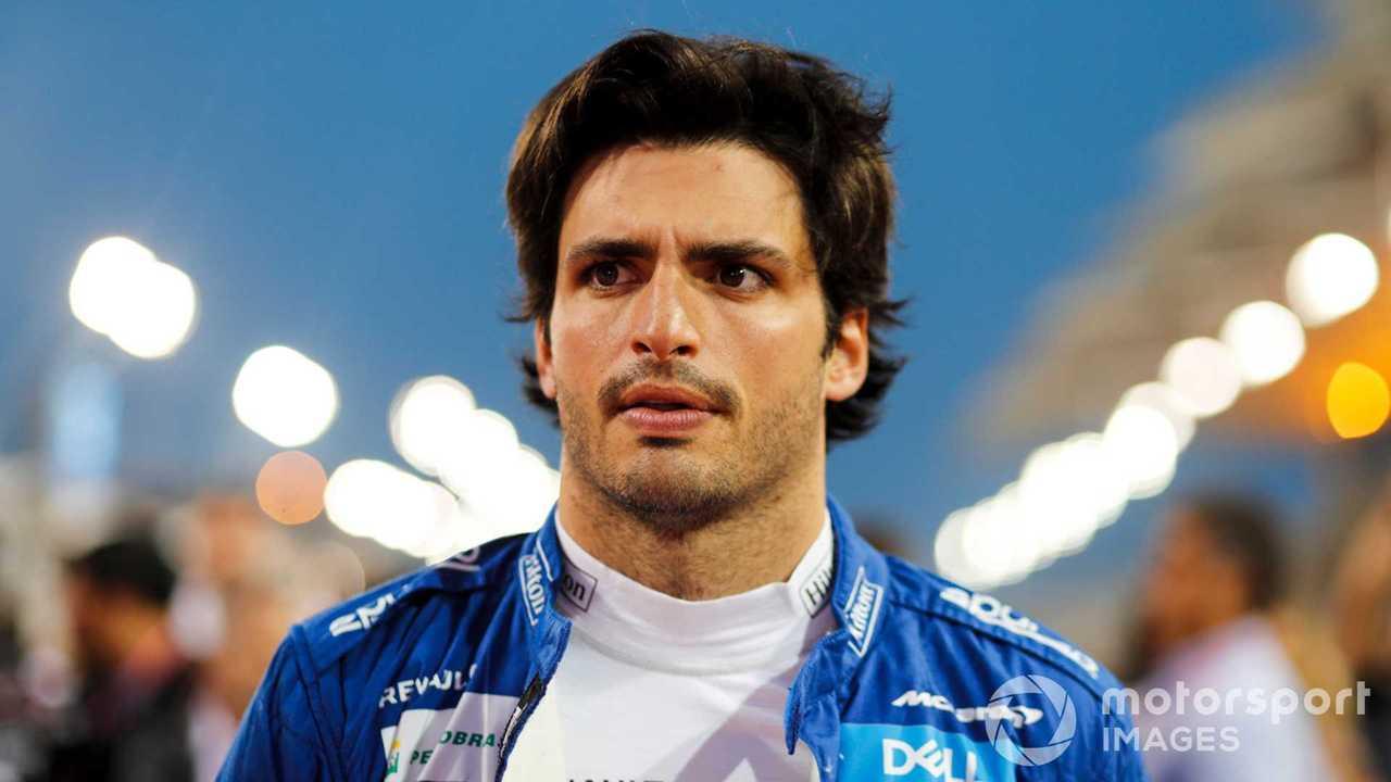 Carlos Sainz Jr at Bahrain GP 2019