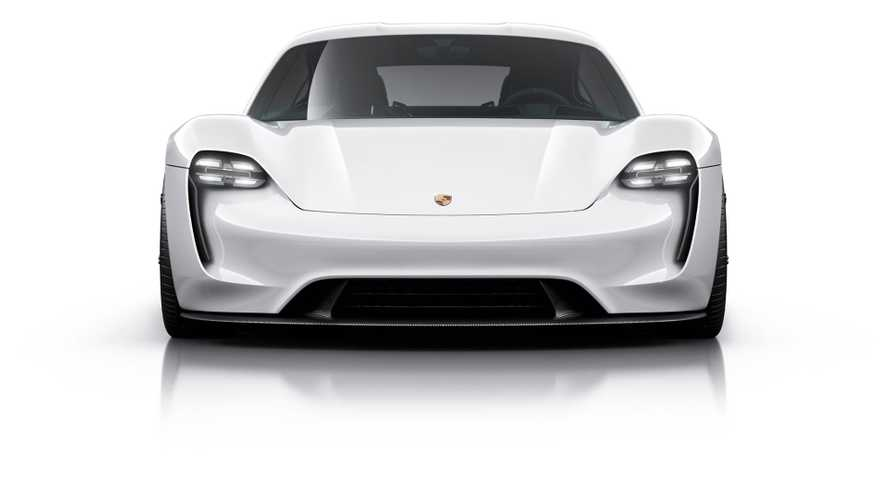 Porsche Taycan Electric Car Racks Up Over 20,000 Orders