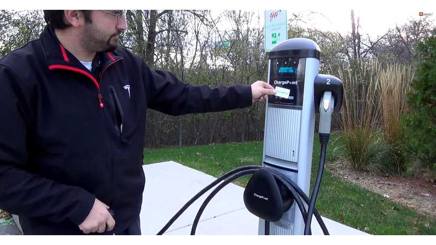 Beginner's Guide To Charging A Tesla Model S - Video