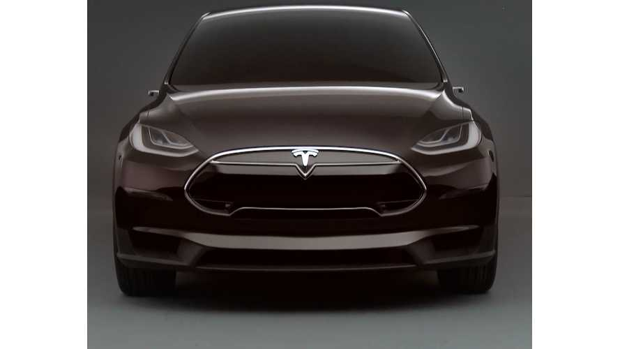 Confirmed: Tesla Model X Powertrain Indentical To Model S 85D