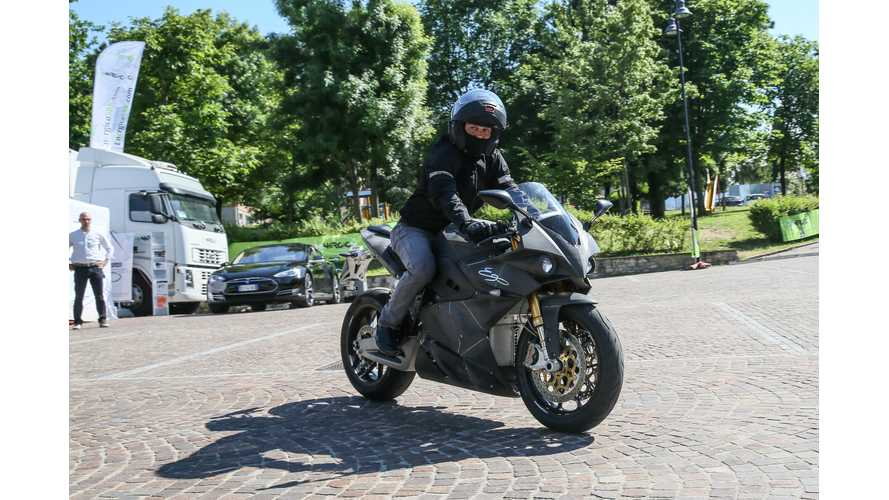 Exclusive: Energica Ego45 First Customer Interview
