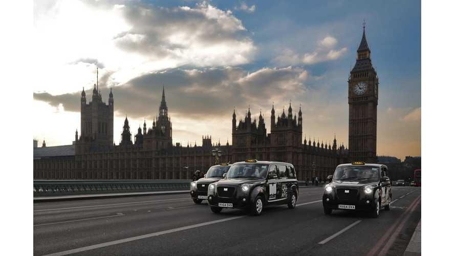 Range-Extended Metrocab Gets Approved For Taxi Use In UK