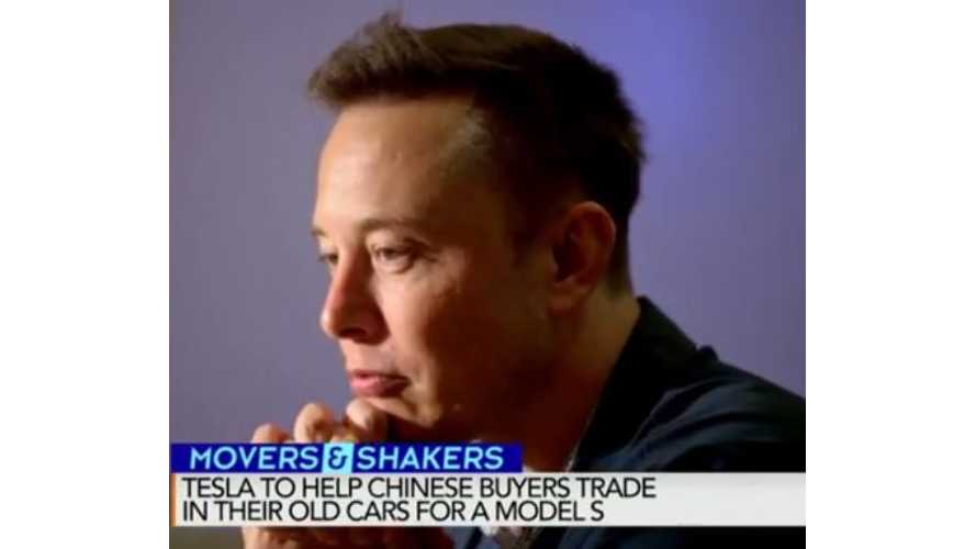 Bloomberg Video: Tesla's