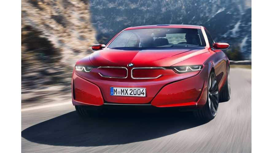 BMW i5/i7 On The Horizon - Concept Expected To Debut At 2015 Frankfurt Motor Show