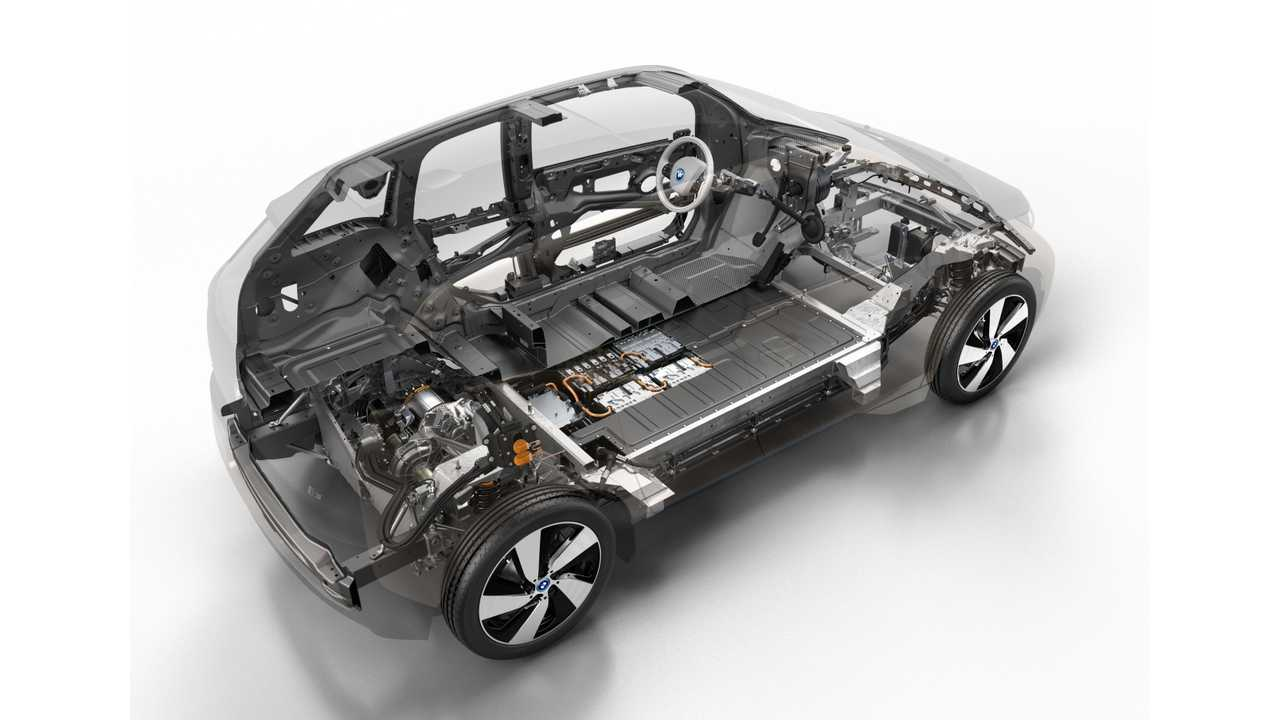 Imagine A BMW i3 With 4 Times The Battery Capacity