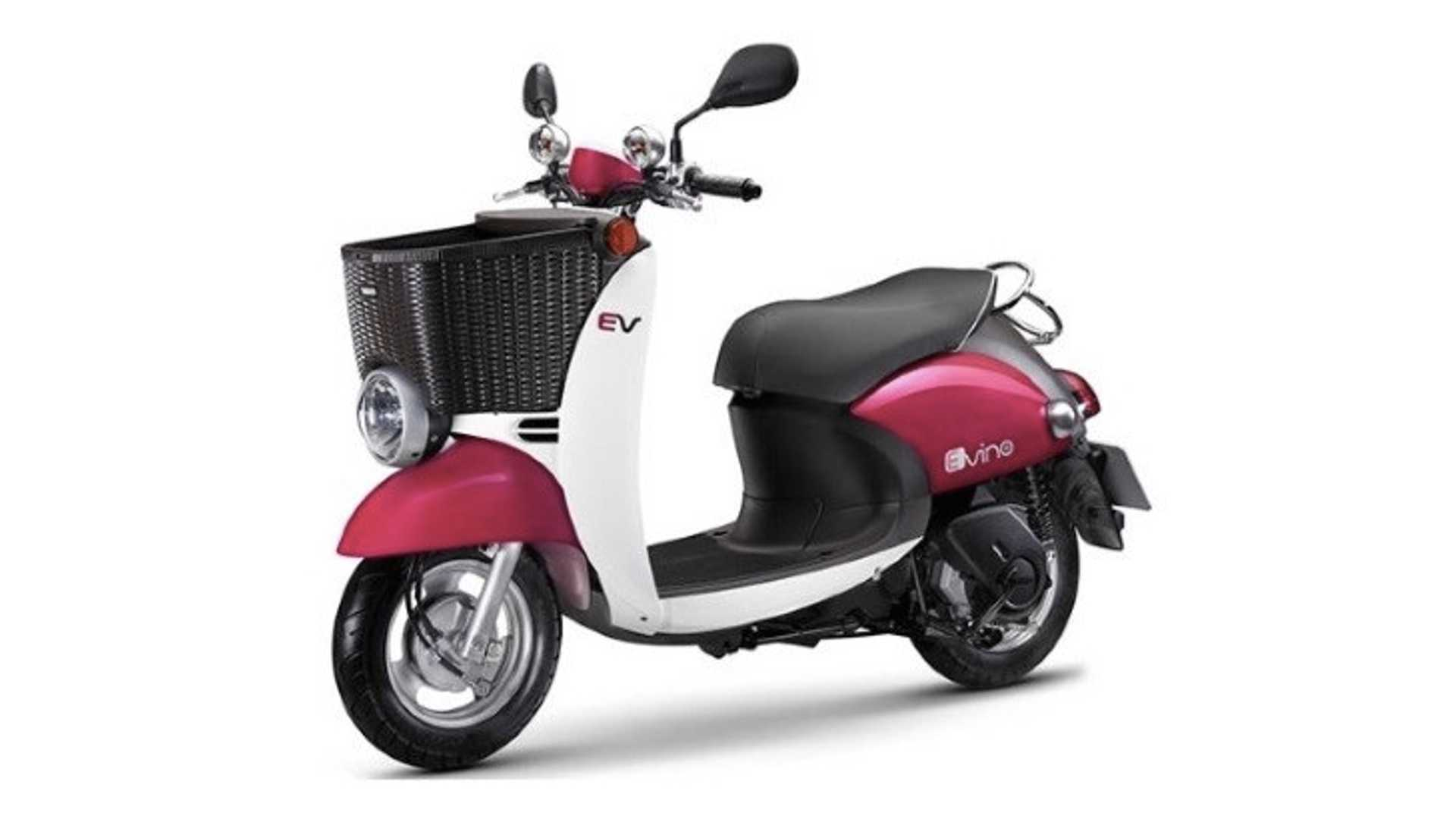 Yamaha e-Vino Now On Sale In Tawain