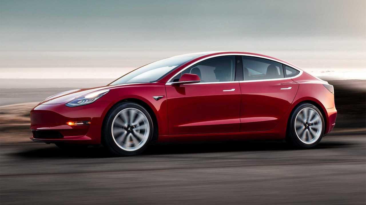 Tesla Model 3 Sales Shatter All Records In December 2018