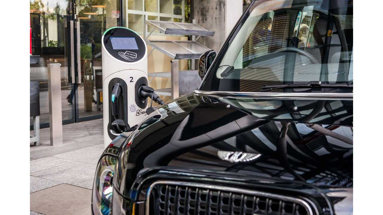 Starting In April, Only Electric Cars Will Be Exempt From London Congestion Charge