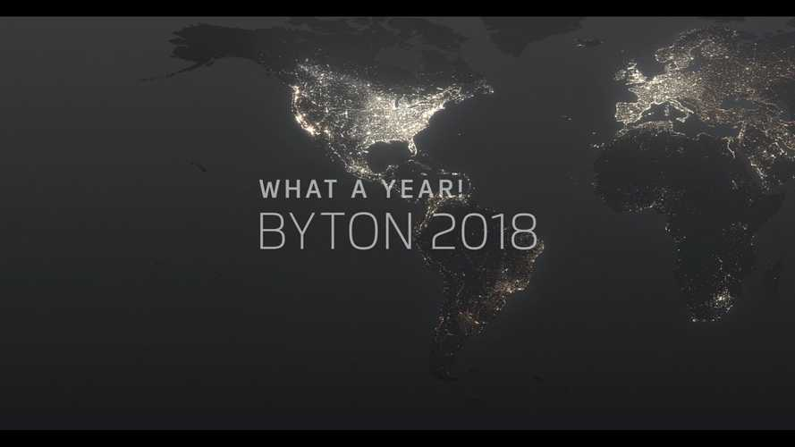 New BYTON Video Wraps Up a Productive 2018