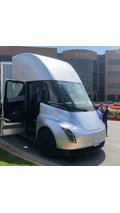 Tesla Semi at JB Hunt Headquarters Image 3
