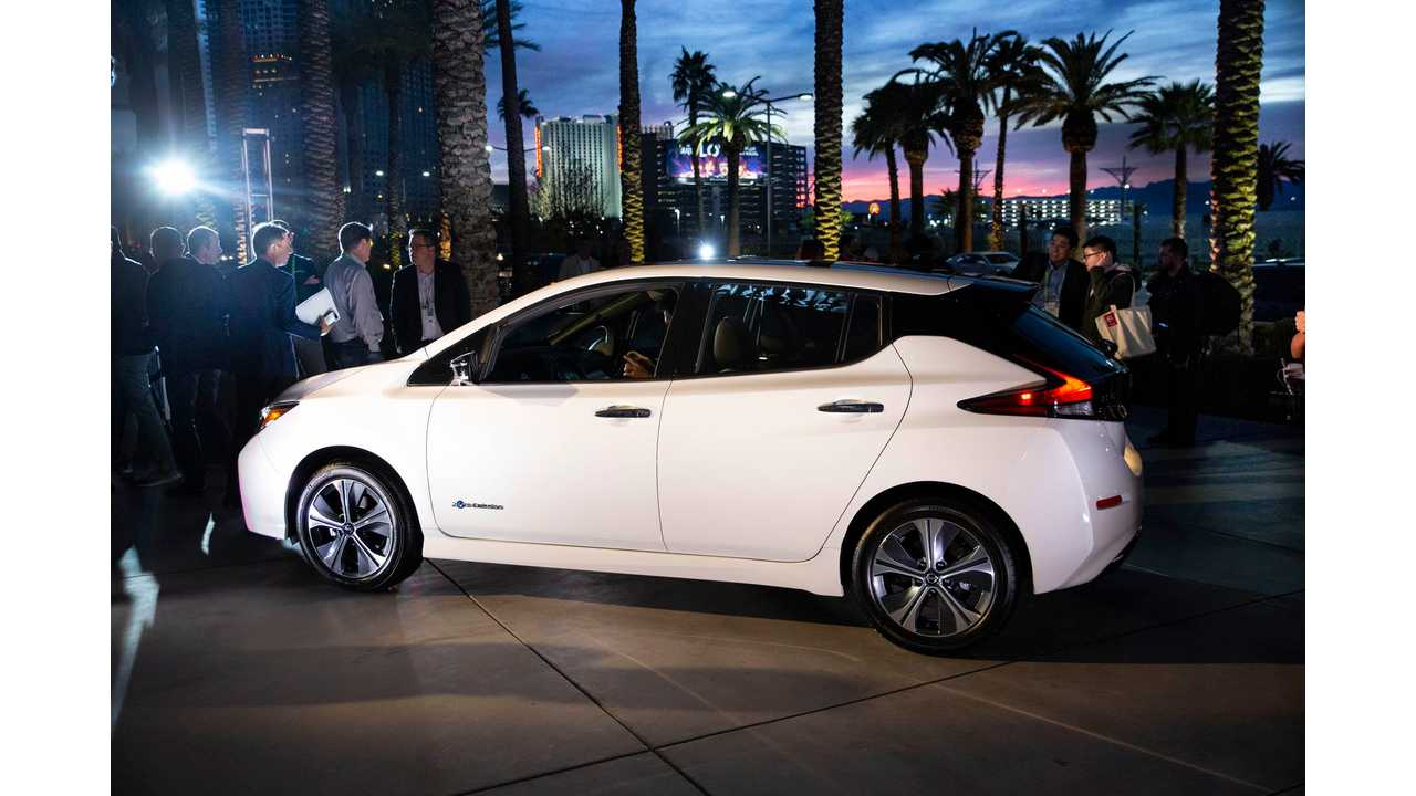 Nissan Denies Report Of LEAF e+ Battery Cells From LG Chem