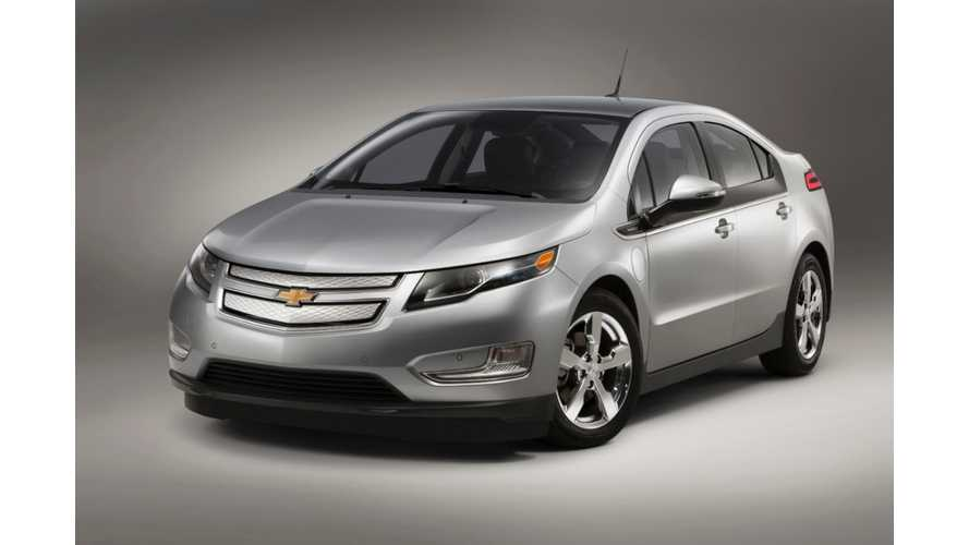 Police Chase Driver Of Stolen Chevrolet Volt
