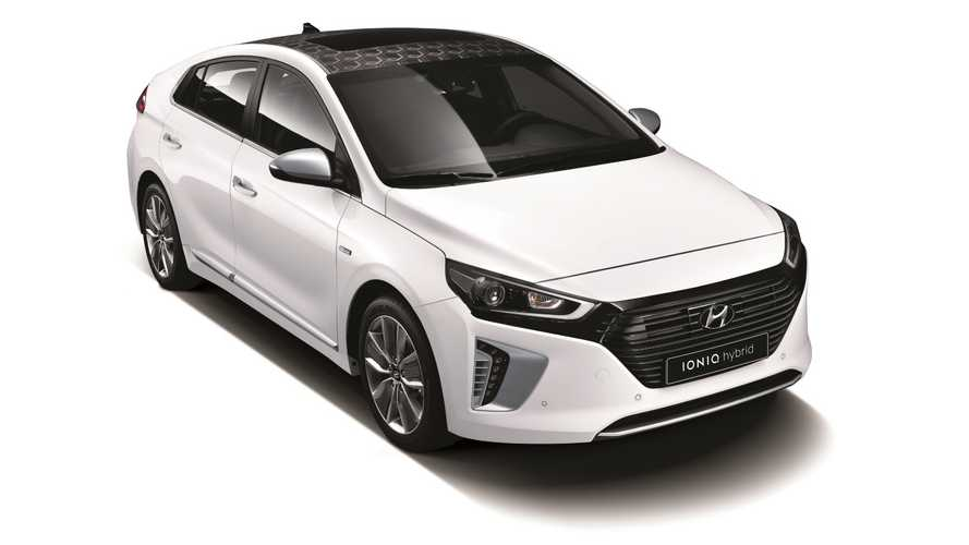 Hyundai Targets 77,000 Sales Of IONIQ In 2017
