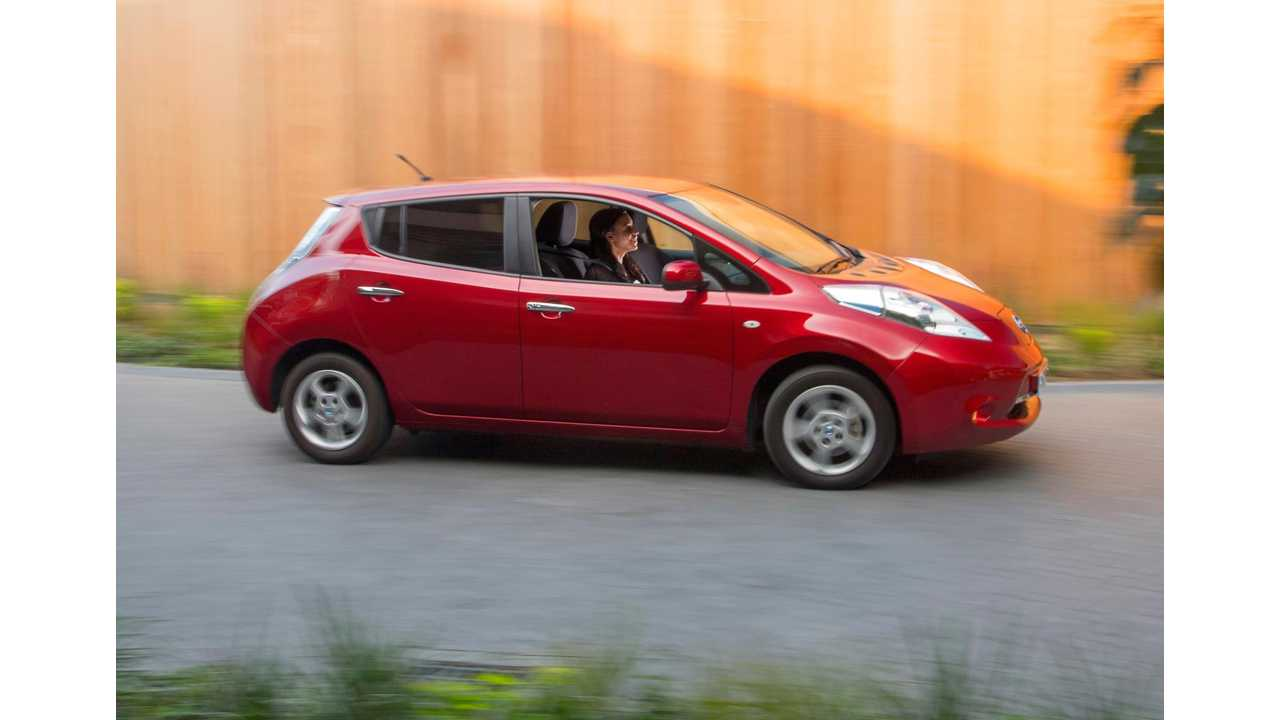 Two Utilities In Hawaii Are Now Offering $10,000 Rebates On Nissan LEAF