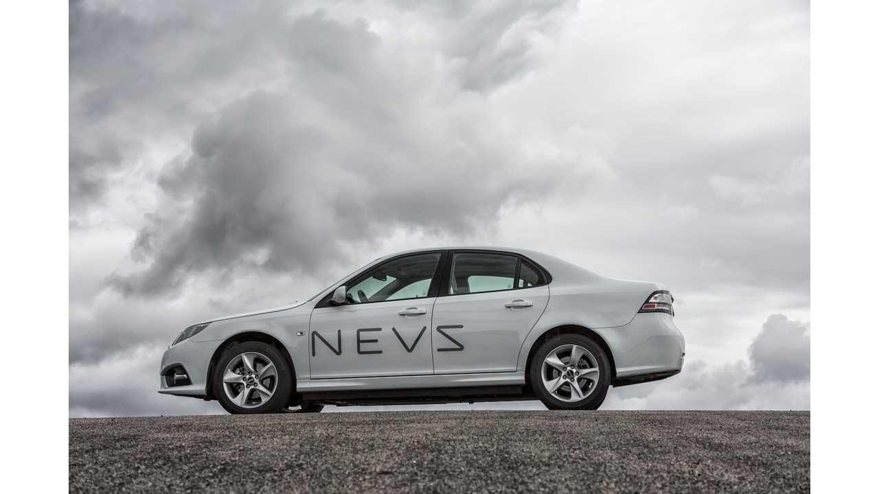 NEVS Receives EV Production License in China, First Cars By Year's End