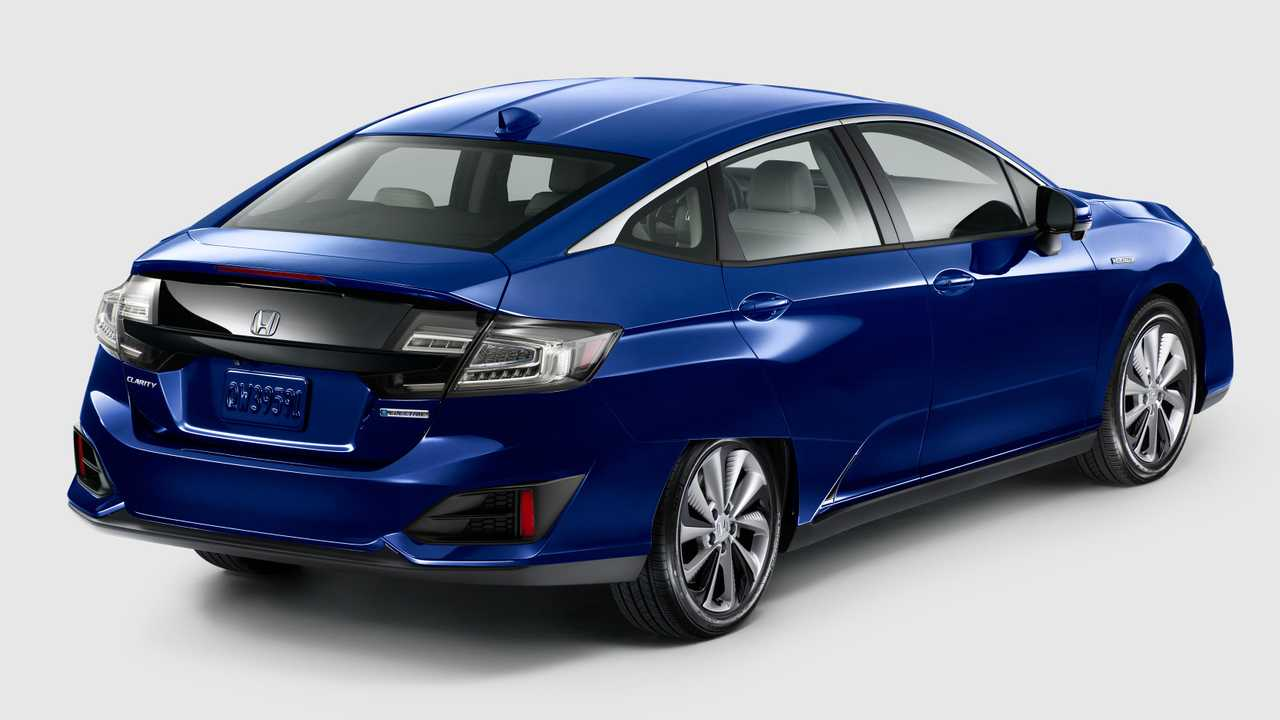 89 Mile Honda Clarity Electric To Be Offered As 269 Month Lease Only In Just California