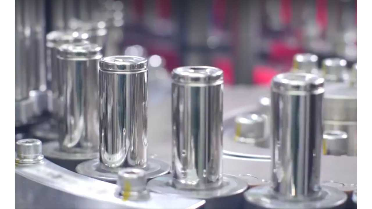 Tesla 2170 Battery Cells: Greater Power At Comparable Cost