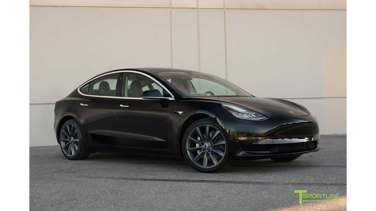 Tesla Model 3 Is Now Ranked Among Top 100 Selling Cars In U.S.