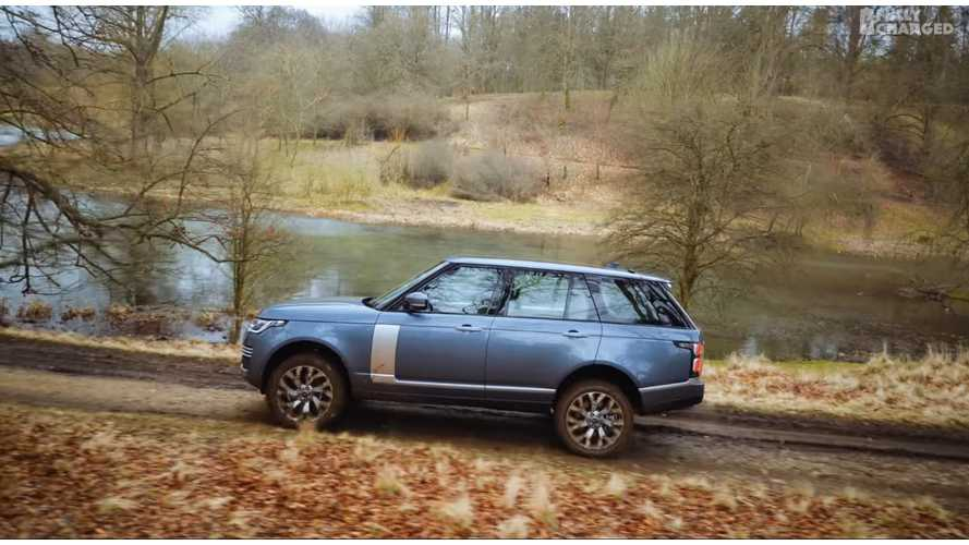 Fully Charged Tests Range Rover PHEV On-Rand & Off-Road - Video