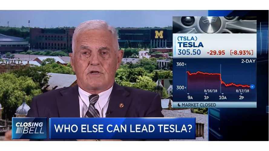 Bob Lutz Believes Tesla CEO Elon Musk Should Step Down