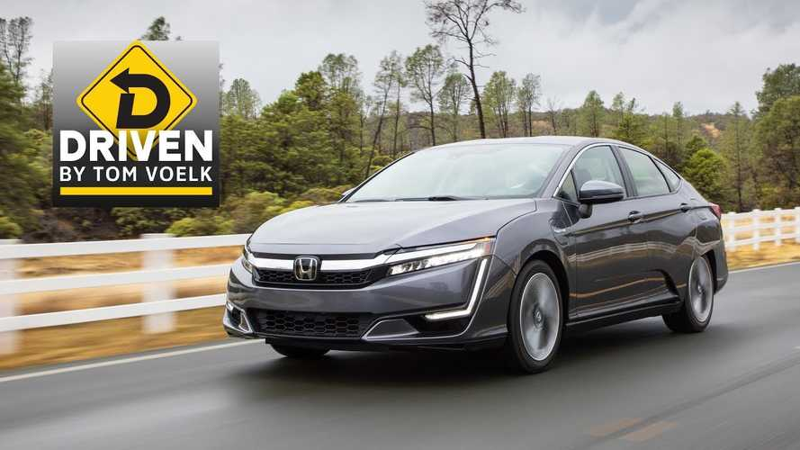 Driven: Honda Clarity Plug-In Hybrid Video Review