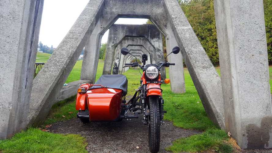 First Ride: Ural Electric cT Concept