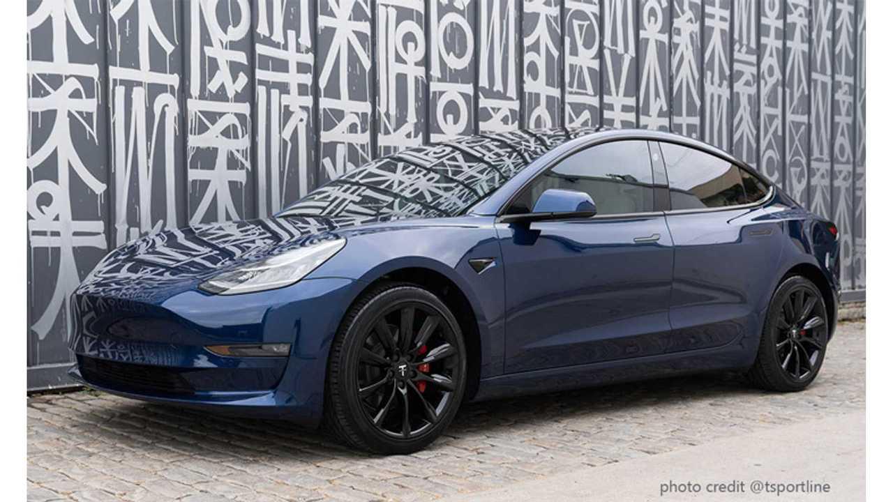 Tesla Model 3 Mid Range Highway Range Rating Is Actually 251 Miles