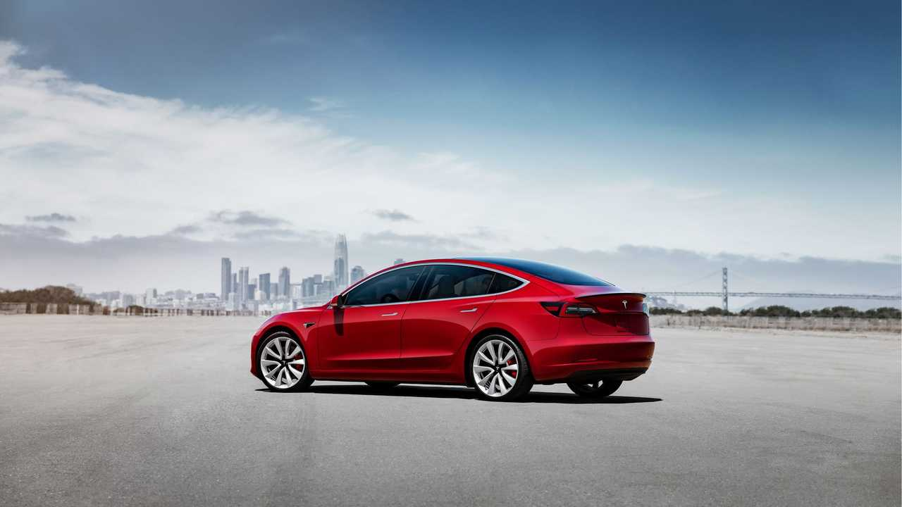Tesla Model 3 Display Fleet To Arrive In Europe This Week