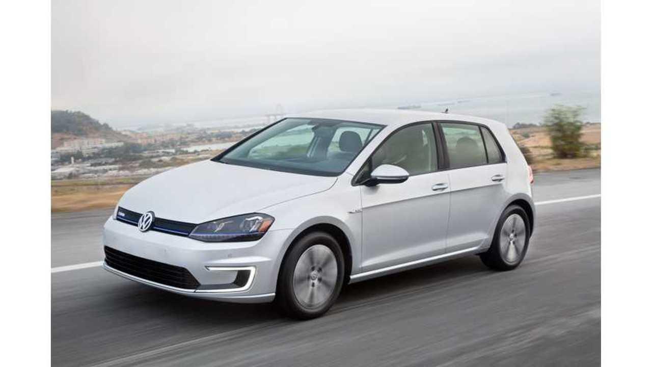 Volkswagen e-Golf Real World Range During Long-Term Test