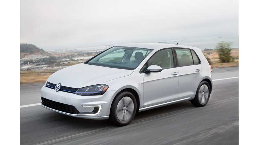 Volkswagen e-Golf Real World Range During Long-Term Test