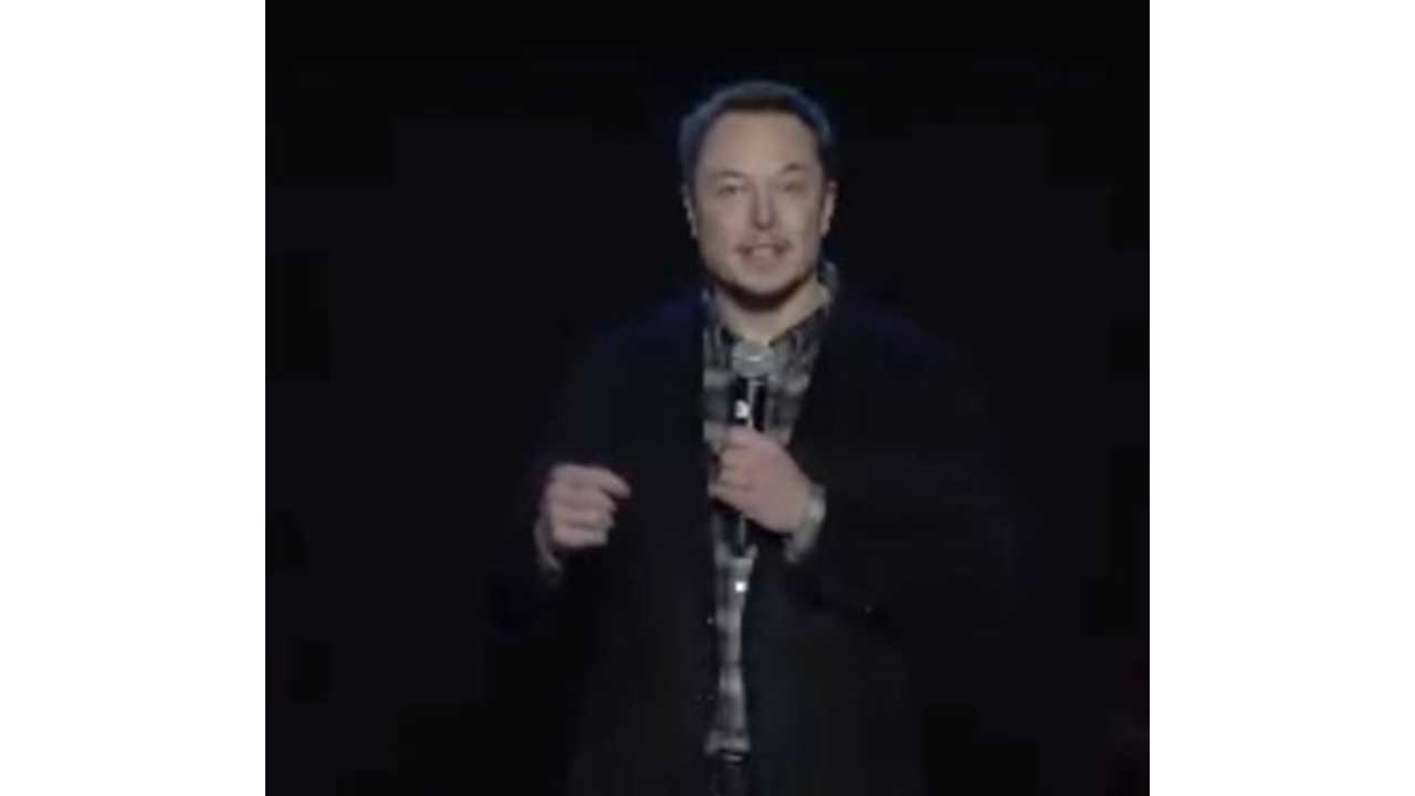 Elon Musk Q & A Video From Tesla/SolarCity Special Shareholder Meeting