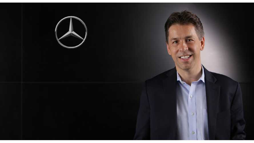 Mercedes-Benz USA Boss: Electric Car Revolution Is More Than A Decade Away