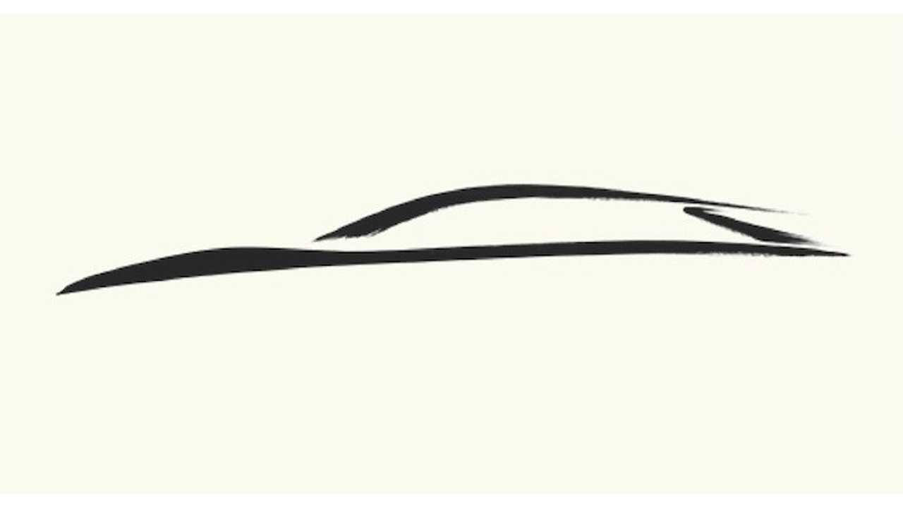 Infiniti Teases What We Think Is Its Sporty Electric Car