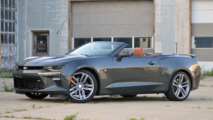 2016 Chevy Camaro SS Convertible: Review