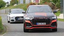 Audi RS Q8 2021, nuevas fotos espía