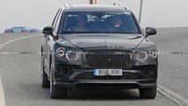 Photos espion - Bentley Bentayga restylé